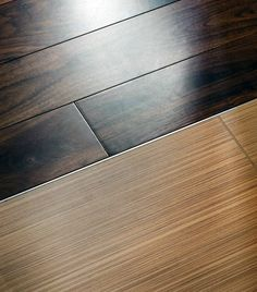 flooring transitions Simple Tile To Wood Floor Transition Design Ideas Wood Tile Floors, Wood Look Tile, Wooden Flooring, Hardwood Floors, Living Room Flooring, Bedroom Flooring, Kitchen Flooring, Kitchen Tiles, Tile To Wood Transition