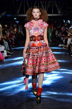 Manish Arora Printemps/Eté 2016, Womenswear - Défilés (#23081)