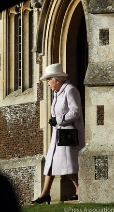 The Queen and the Royal Family regularly worship at St Mary Magdalene, where Princess Charlotte will be Christened.