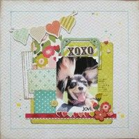 A Project by Miyuki Kawakami from our Scrapbooking Gallery originally submitted 01/15/12 at 08:18 PM