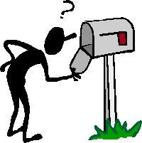 screen beans clip art clipart office helpful tips pinterest rh pinterest com Mail Lady Clip Art Mail Delivery Clip Art
