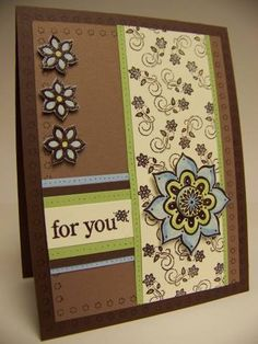 For You * by nicduf72 - Cards and Paper Crafts at Splitcoaststampers