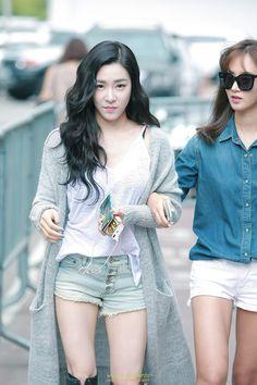 Tiffany and Yuri fashion