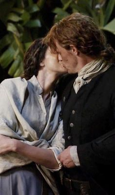 Jamie and Claire ♥♥♥