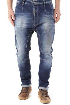 Jeans Uomo Absolut Joy (VI-P2551) colore Blu