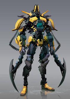 Dual wielding robot