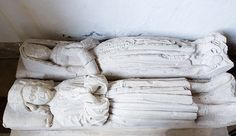 The effigies lie in a recess, and are believed to be of Gabriel Green and his wife Dorothy of Easton Barton. He is dressed in civilian clothes with a small cap, and a short sword; she wears a close fitting bodice and. Upper Crust, Photoshop Me, Effigy, Rosaries, Prayer Beads, My Images, Statues, Medieval, Royalty