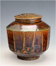 Korean honey jar, 19th century