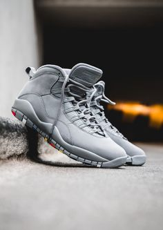 separation shoes a583d fd44f Air Jordan X Retro ( via Solebox ) Exclusive Shoes, Retro Sneakers, Sneaker  Games