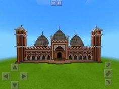 Mughal Mosque - Minecraft PE - Imgur