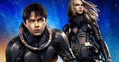 New Valerian Footage Travels to Alpha: City of a Thousand Planets -- In honor of his birthday, director Luc Besson shared a new preview for Valerian, with the full trailer coming later this month. -- http://movieweb.com/valerian-city-of-thousand-planets-movie-video-new-footage/