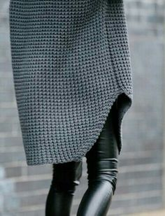 cool and chic wool coat!! I want ut!!!