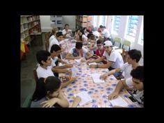 Sala de Leitura - Diretoria de Ensino de Jales - Município de Urânia - Escola Akio Satoru Professor.