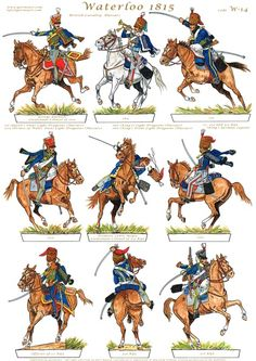 Ussari inglesi