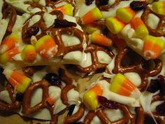 Hey, Mom! What's For Dinner?: Chocolate Bark for Halloween
