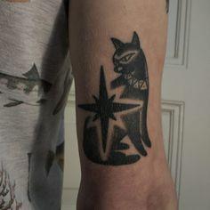 Blame Max Tattoo