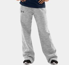 Women's UA Charged Cotton® Storm Fleece Pants | 1221586 | Under Armour US