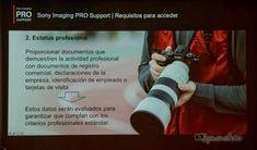 Sony Imaging Pro Support un paso más de Sony para convencer a los fotógrafos profesionales con un servicio técnico a la altura #Sony #SonyAlpha #camera #photography