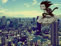 akira toriyama dragonball Dragon Ball Z dbz dbz kai dbz abridged dbz oc Son Goku vegeta krillin launch Bulma martailarts japanese Aesthetic designs by odio manga anime