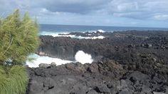 Ile de la Réunion : vacances 2017 # 4 – Etang Salé ; le gouffre | Le blog de Radiblog