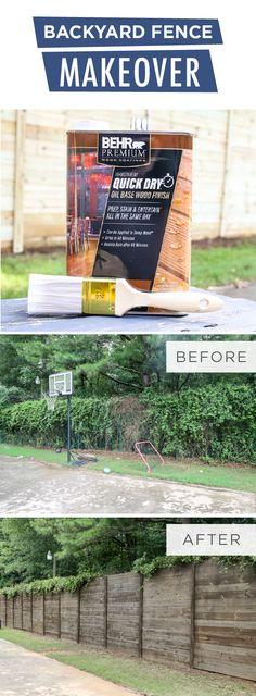 Create an outdoor en