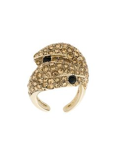 ROBERTO CAVALLI snake ring. #robertocavalli #ring