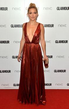 Glamour Women of the Year Awards 2015 Best Dressed - Kate Hudson in J. Mendel