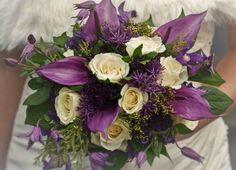 paarse pioenroos met witte roos - Google zoeken