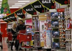 U.S. consumers flex muscle; import prices signal weak inflation #Business_ #iNewsPhoto