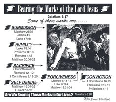 Bearing the Marks of the Lord Jesus Bible Study Lessons, Bible Study Notebook, Bible Study Journal, Teaching Us History, Bible Doctrine, Bible Mapping, Bible Verses, Scriptures, Spiritual Words