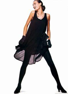 ☆ Yasmin Le Bon | Photography by Robert Erdmann | For Vogue Magazine UK | January 1989 ☆