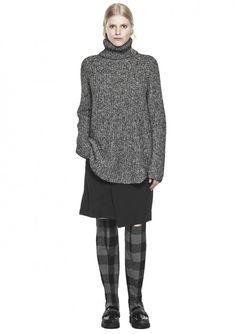 Avril Skirt - Black - Shop Woman - Hope STHLM