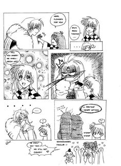 He didn't say no :D Rin and Sesshomaru - InuYasha fanart, funny comic