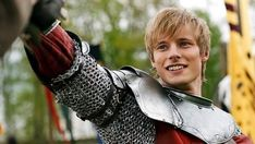 Bradley James - My fav prince/king Arthur