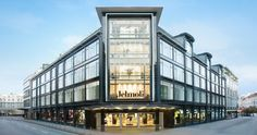 Jelmoli is a department store in Zurich, Switzerland. It is one of the oldest and best known in the world. It is located along the famous Bahnhofstrasse in Zurich. Department Store, Lighthouse, Switzerland, Tourism, Old Things, World, Travel Ideas, Aesthetics, Restaurant