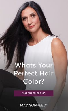 Madison Reed will change the way you feel about hair color. Our products protect and pamper your hair while empowering you to color, better. That means 100% gray coverage, brilliant results, and ingredients you feel good about like Argan Oil, Keratin, and Ginseng Root. And, none of the ones you don't including Ammonia, PPD, Resorcinol, and parabens. This is hair color the way it should be.