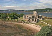 Inchcolm Island and Abbey