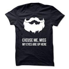 (Greatest T-Shirts) Beard Up Here - Gross sales...