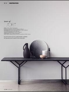Danish Rum interior styling