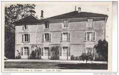 usines Antoine Durenne corps de logis