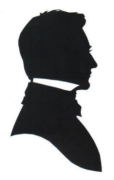 Victorian Man Silhouette | Found on picshare.ru