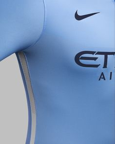 Manchester City club kit Venting