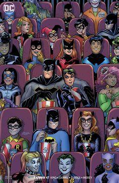 Amanda Conner's BATMAN variant, colored by Paul Mounts. This all comes ahead of the pending Batman/Catwoman nuptials Batgirl, Batman Und Catwoman, Batwoman, Joker, Catwoman Cosplay, Cosplay Gatúbela, Batman Robin, Im Batman, Batman Art