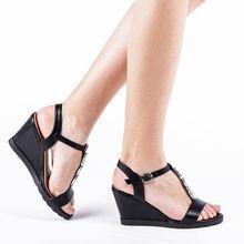 Női szandál Kalapod - page 2 Wedges, Shoes, Fashion, Sandals, Moda, Zapatos, Shoes Outlet, Fashion Styles, Shoe