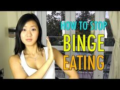 How to STOP Binge Eating For Life! Great tips.. but for some reason made me want to binge!