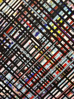 ed moses grid paintings - Google Search