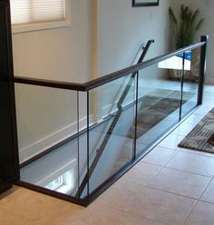 Best Indoor Glass Ballisters Interior Glass Railings Home 400 x 300