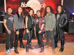 Rockstorm band performs at Hard Rock Cafe Angkor every day at 8PM. They are all giving a stunning energy on stage!  #ThisisHardRock #Bands #Rock #RockOn #BattleOfTheBands #Metal #SiemReap #Cambodia #bestBandInTown #travel #travelers