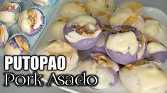 PUTOPAO Pork Asado by mhelchoice Madiskarteng Nanay - YouTube Filipino Dishes, Filipino Recipes, Filipino Food, Puto Recipe, Pinoy Dessert, Baking And Pastry, Deserts, Pork, Cooking Recipes