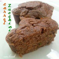 Ponquesitos de Zanahoria y calabacin - caro_baezb